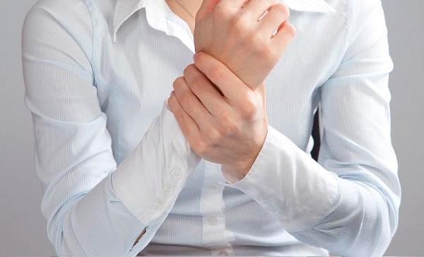درمان تنگی کانال مچ دست در طب سنتی
