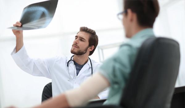 درمان تنگی کانال مچ دست